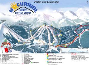 Skigebied Hochrindl