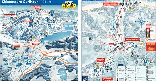 Skigebied Gerlitzen